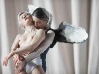 La lotta di Caino col suo angelo.